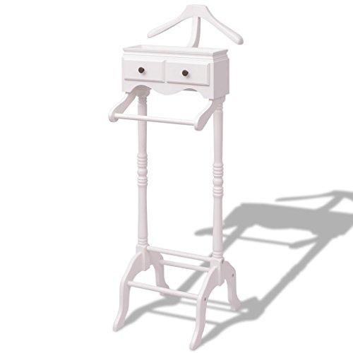 holz kleiderst nder. Black Bedroom Furniture Sets. Home Design Ideas