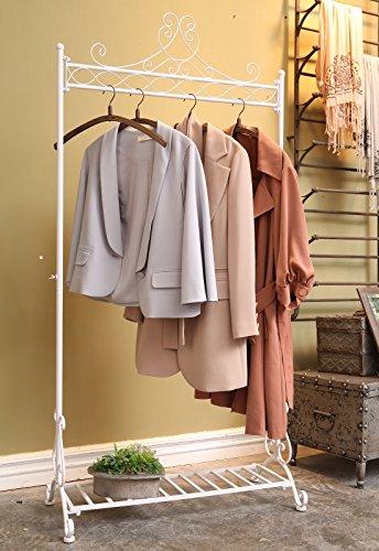 Kleiderst nder im vintage style for Shabby chic garderobe