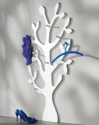 kleiderst nder baum als baumstamm tree. Black Bedroom Furniture Sets. Home Design Ideas