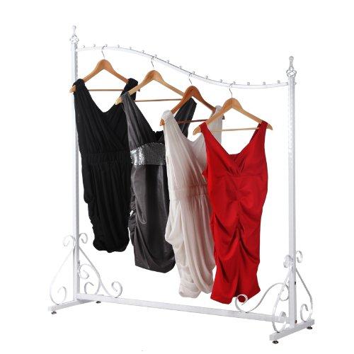 Kleiderständer Weiß Metall kleiderständer weiß in verschiedener größe kaufen