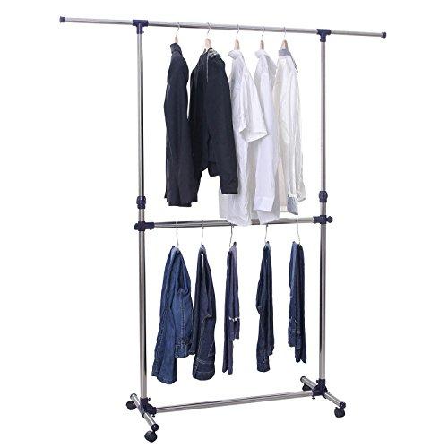 Garderobenständer Stabil günstige kleiderständer massiv und stabil