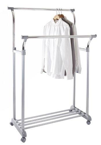 Mobiler Kleiderständer günstige kleiderständer massiv und stabil