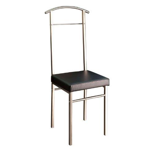 herrendiener schwarz stille diener. Black Bedroom Furniture Sets. Home Design Ideas