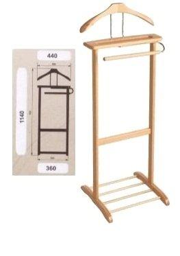 design kleiderstander buchenholz haus design m bel. Black Bedroom Furniture Sets. Home Design Ideas