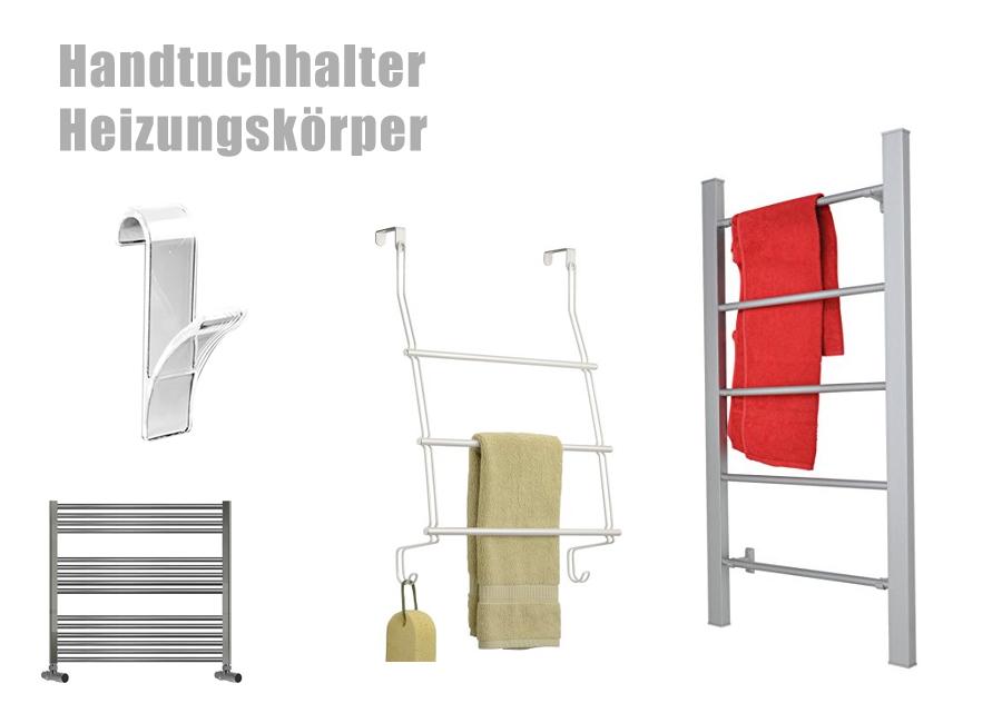 Handtuchhalter Heizkörper / Handtuchständer