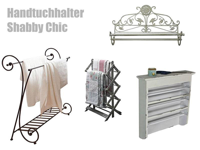 Handtuchhalter Shabby Chic