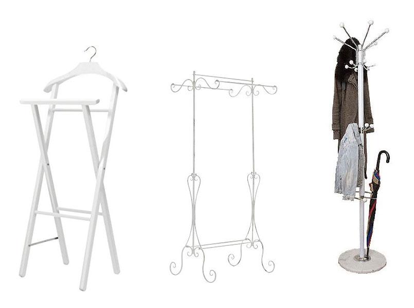 Kleiderständer weiß